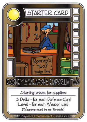 0986 Rooney's Weapons Emporium Two Starter-thumbnail