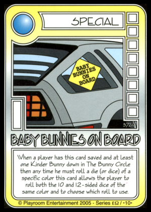 Omega 10 Baby Bunnies On Board-thumbnail