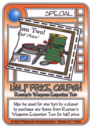 1024-Half Price Coupon Rooney's Weapons Emporium Two-thumbnail