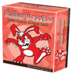 Red Booster Deck-box