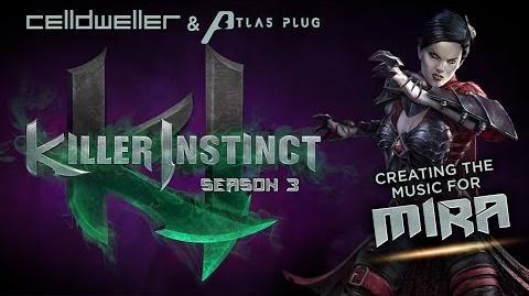 """Killer Instinct Season 03 - Creating The Music For """"Mira"""""""
