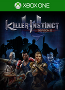 Killer Instinct Season 2 Digital Cover
