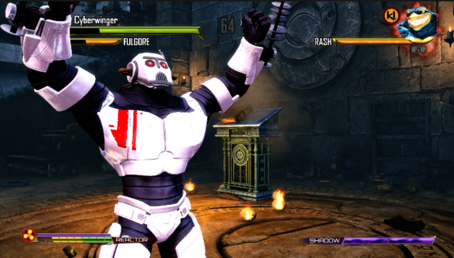 File:Fulgore's Stage Ultra Pose.PNG