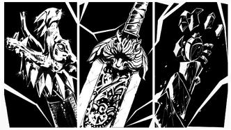 KI triptych