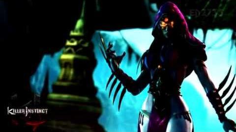 Killer Instinct S1 OST - Ballet of Death (Sadira's Theme)