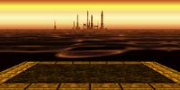 Desert Rooftop