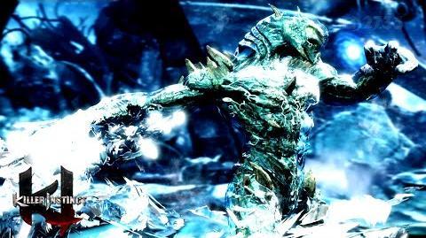 Killer Instinct S1 OST - Shatterhail (Glacius' Theme)