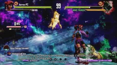 Killer Instinct New Shadow Lords Guardian Astral Tiki