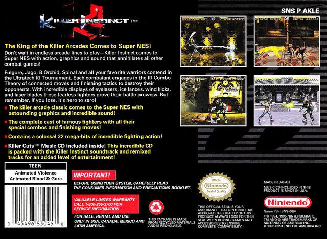 File:Killer Instinct Snes Back Cover.jpg
