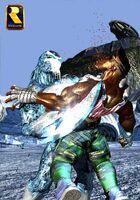 Killer Instinct 2 Glacius