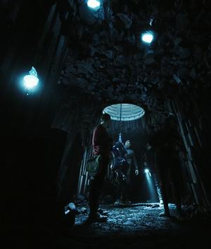 Mine entrance S2E3