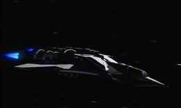 Black Root Ship