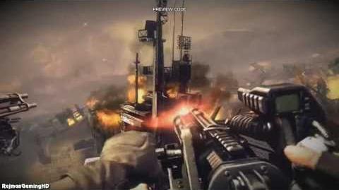 Killzone®3 'MAWLR boss battle 2 2 ' TRUE-HD QUALITY