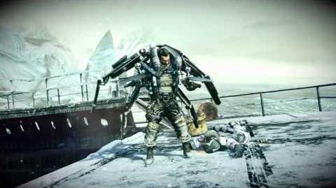 KILLZONE 3 - E3 2010 Debut Gameplay Trailer HD