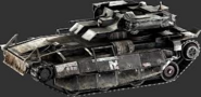 HGH Tread Tank