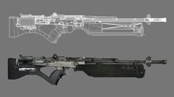 Sta4 battle rifle