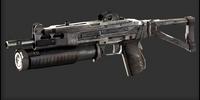 StA-11 Submachine Gun