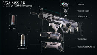 VSA M55 AR 5