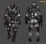 Killzoneshadowfall helghast soldier 01 andrejs skuja additions 01