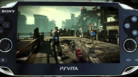 Killzone Mercenary - E3 2013 Trailer