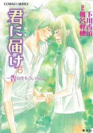 File:Kimi ni Todoke Light Novel v06 cover.png