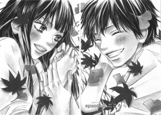 Kimi ni Todoke Manga Chapter 040