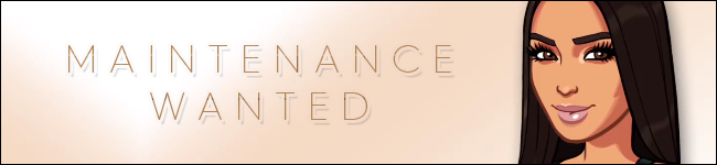 Maintenance-banner
