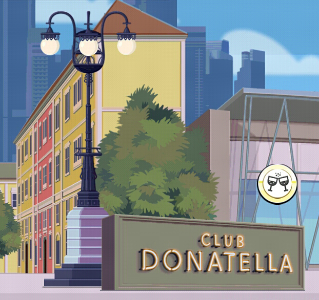 Club donatella