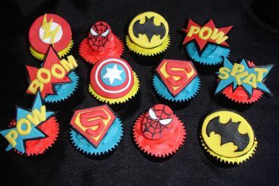 Herocupcakes