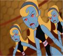 Queen Bebe - All Three