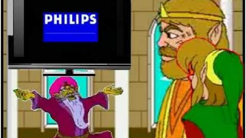 YouTube Poop The King Gets A New TV Whilst Mario & Luigi Get In Trouble