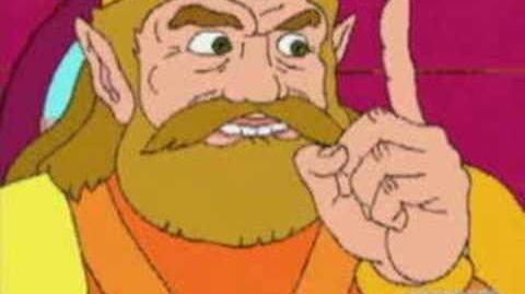 Youtube Poop The King gets a Cell Phone