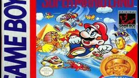 Super Mario Land Music - Overworld Theme