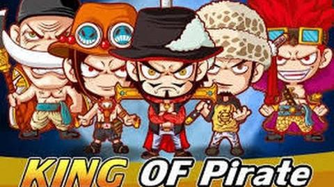 King of Pirate Impel Down Crimson to Superior