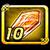 Crystal orange 10