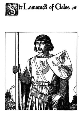 Howard-Pyle - Sir Lamorack of Gales
