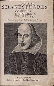 Shakespeare's First Folio 1623