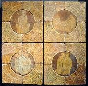 Tristram tiles British Museum