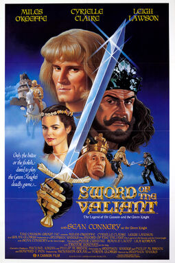 SwordoftheValiant1984filmposter