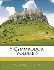 YCymmrodor