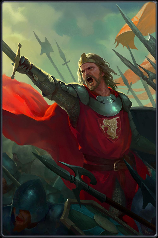 Arthur Pendragon King Of Britain Quondam Et Futurus