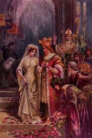 Arthur-Guinevere-marriage