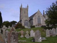 800px-Saint Constantine Church in Constantine Village Kerrier Cornwall