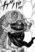 Ren Pa hugs Haku Ki Sai