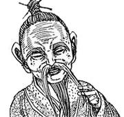 Sai Taku's beard