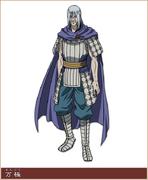 Man Goku Design anime S1