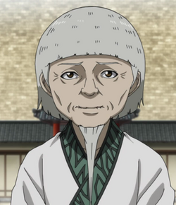 Jo Elder anime portrait