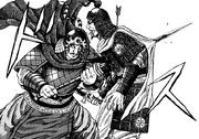Kyuu Gen Stabs Baku Koshin