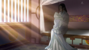 Queen Mother Holds Baby Ei Sei anime S2