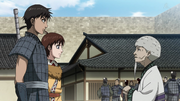 Jo's First Meeting With Shin And Kyou Kai anime S2